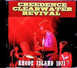 C.C.R. Creedence Clearwater Revival/RI,USA 1971 1CD-R