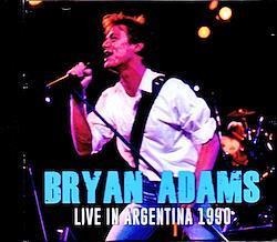 Bryan Adams/Argentina 1990 1CD-R