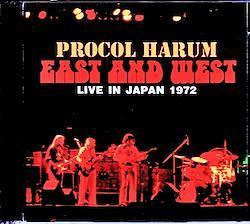 Procol Harum/Tokyo & Osaka,Japan 1972 Complete 2CD-R