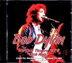 Bob Dylan/CA,USA 11.15.1979 2CD-R