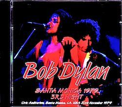Bob Dylan/CA,USA 11.20.1979 2CD-R