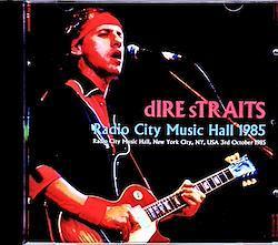 Dire Straits/NY,USA 1985 2CD-R
