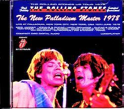 Rolling Stones/NY,USA 6.19.1978 2CD-R