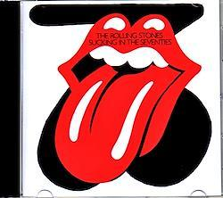 Rolling Stones/Sucking in the Seventies UK Test Pressing LP 1981 1CD-R