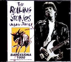 Rolling Stones/Spain 1990 2 Days Upgrade 2CD-R