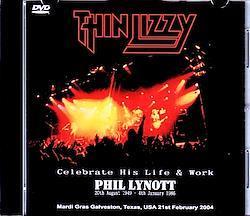 Thin Lizzy/TX,USA 2004 1DVD-R