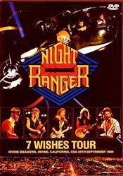 Night Ranger/CA,USA 1985 1DVD-R