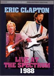 Eric Clapton/PA,USA 1988 1DVD-R