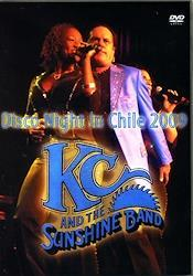 KC and the Sunshine Band/Chile 2009 1DVD-R