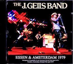 J. Geils Band/Holland 1979 & more 1DVDR + 1CD-R