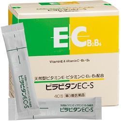 ピ ラ ビ タ ン E C - S ★血行不良によるコリ、しびれに 【第3類医薬品】★