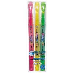 2773010 三菱鉛筆 プロパス・ウインドウ 3色セット PUS-102T 3C