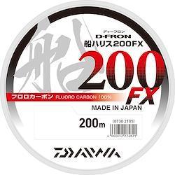ダイワ(daiwa)ディーフロン船ハリス200FX 3.5号 200m 高感度フロロカーボン100%ライン