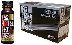 常盤薬品 強強打破 濃コーヒー味 50ml × 20本