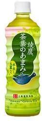 コカコーラ 綾鷹 茶葉のあまみ PET 525ml×24本入