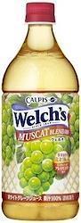 カルピス Welch