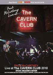 PAUL McCARTNEY / Live at The CAVERN CLUB 2018 (2CD/1DVD)