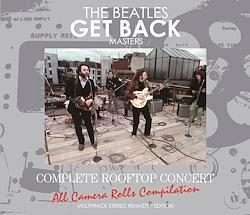 THE BEATLES / GET BACK MASTERS -COMPLETE ROOFTOP CONCERT- (3CD)