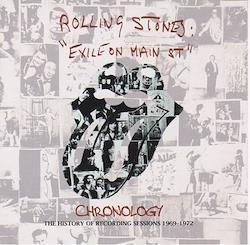 ROLLING STONES / EXILE ON MAIN ST. CHRONOLOGY (2CD)