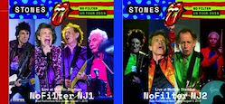 ROLLING STONES / NO FILTER US TOUR 2019 : NO FILTER New Jersey 1&2 (2CD+2CD)