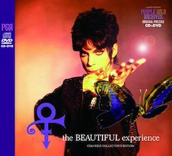 PRINCE / THE BEAUTIFUL EXPERIENCE : COLLECTOR