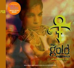 PRINCE / THE GOLD EXPERIENCE - ALTERNATIVES : REMIX AND REMASTERS (2CD)