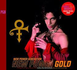 PRINCE = NEW POWER GENERATION / NEW POWER GOLD REMIX AND REMASTERS NEW COMPILATION (2CD)