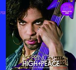 PRINCE / HIGH+PEACE UNRELEASED ALBUM + COMPILATION - REMIX AND REMASTERS (2CD)
