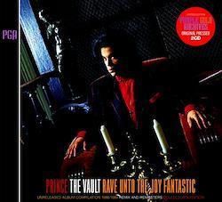 PRINCE / THE VAULT-RAVE UNTO THE JOY FANTASTIC (2CD)