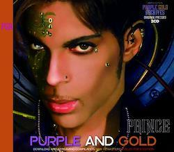 PRINCE / PURPLE AND GOLD DOWNLOAD AND STREAMING COMPILATION  - NEW REMASTERS [2CD]