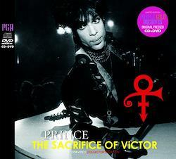 PRINCE / THE SACRIFICE OF VICTOR - CD&DVD SPECIAL COLLECTOR