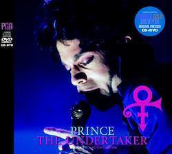 PRINCE / THE UNDERTAKER (CD+DVD)