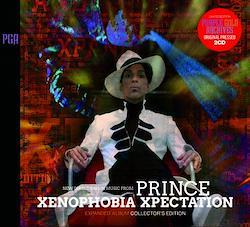 PRINCE / XENOPHOBIA XPECTATION (2CD)