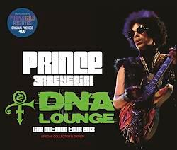PRINCE / DNA LOUNGE=LIVE OUT LOUD (4CD)