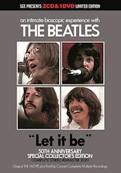 """THE BEATLES / """"LET IT BE"""" THE MOVIE + ROOFTOP CONCERT : 50TH ANNIVERSARY SPECIAL COLLECTOR"""