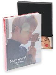 Jaejoong Treasuer Book LOVE & REBIRTH