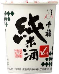 千福 純米Vパック180ml