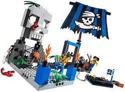レゴ (LEGO) パイレーツジュニア ガイコツ島 7074