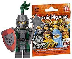 レゴ(LEGO) ミニフィギュア シリーズ15 こわがらせナイト(騎士) (未開封品) LEGO Minifigures Series15 Frightening KNIGHT 【71011-3】