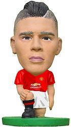 Manchester United F.c. Soccerstarz Rojo