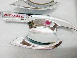 日産 エクストレイル T32 用 ドアハンドル カバー 赤文字