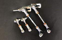 GL-Class X166用 s.d.f star design factory社製   Lowering Kit