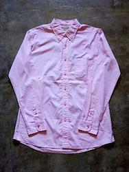 GLEEM ボタンダウンシャツ 662-D [662-D]