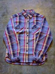 GLEEM フランネルシャツ 685 [685]