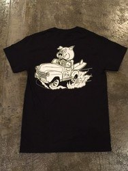 SURF A PIG メンズプリントTシャツ ST-2 [ST-2]