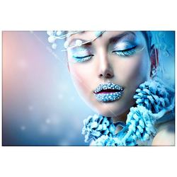 PLEXIGLAS アート 大型 インテリア Winter Beauty   SIZE 100cm 150cm   壁掛け 絵 壁 装飾 大きい 縦長 横長【上位モデル 最高級マテリアル】