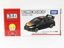 トミカショップ限定 ホンダ シビックTYPE R TMC00484