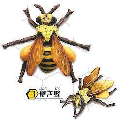ミツバチ [3.働き蜂]【ネコポス配送対応】 【C】