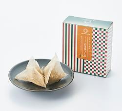 【つぼ市製茶本舗】 おもひばこ 若茎ほうじ茶ティーバッグ (ほうじ茶) 2g×7p