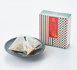 【つぼ市製茶本舗】おもひばこ しょうが紅茶ティーバッグ 2g×7p